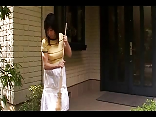Crazed BBC Fucks Japanese Mom and Daughter (Censored)