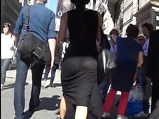 a la poursuite de son son cul
