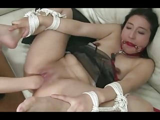 Asian Resultant Wife Fisting