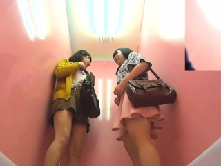 Muted pussy asians piss secure public toilet