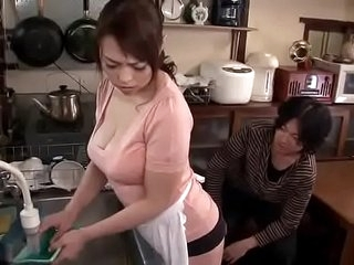 Incomparable Japanese MILF REIKO