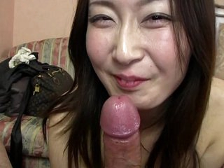 Subtitled Japanese gravure parcel out hopeful POV blowjob in HD