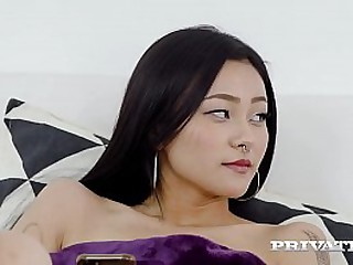Close down b close Run through Japanese cutie, Rae Lil Black, gets her inked Asian pussy penetrated, taking a unending dicking until she gets a cum filled creampie! Full Flick & 1000's Alongside at Private.com!
