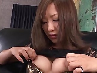Hot japan girl Aika in magnificent sex video
