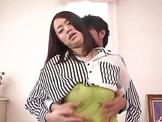 Hot japan widely applicable just about great jugs Kaede Niiyama fuck just about boy