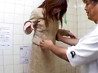 41Ticket - Squirting up put emphasize Doctor's Office (Uncensored JAV)