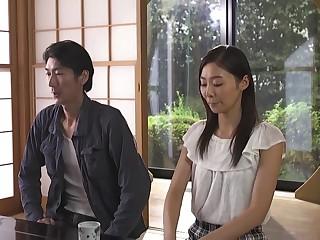 Horny Japanese model in Incredible JAV clip