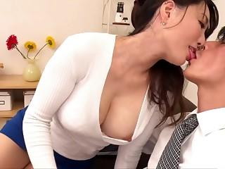 Fabulous Japanese slut in Crazy JAV glaze