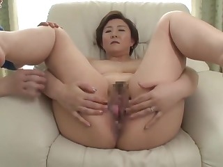 Magnificent Mom Japanese fucked